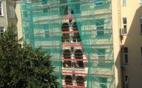 Fasades restauracija